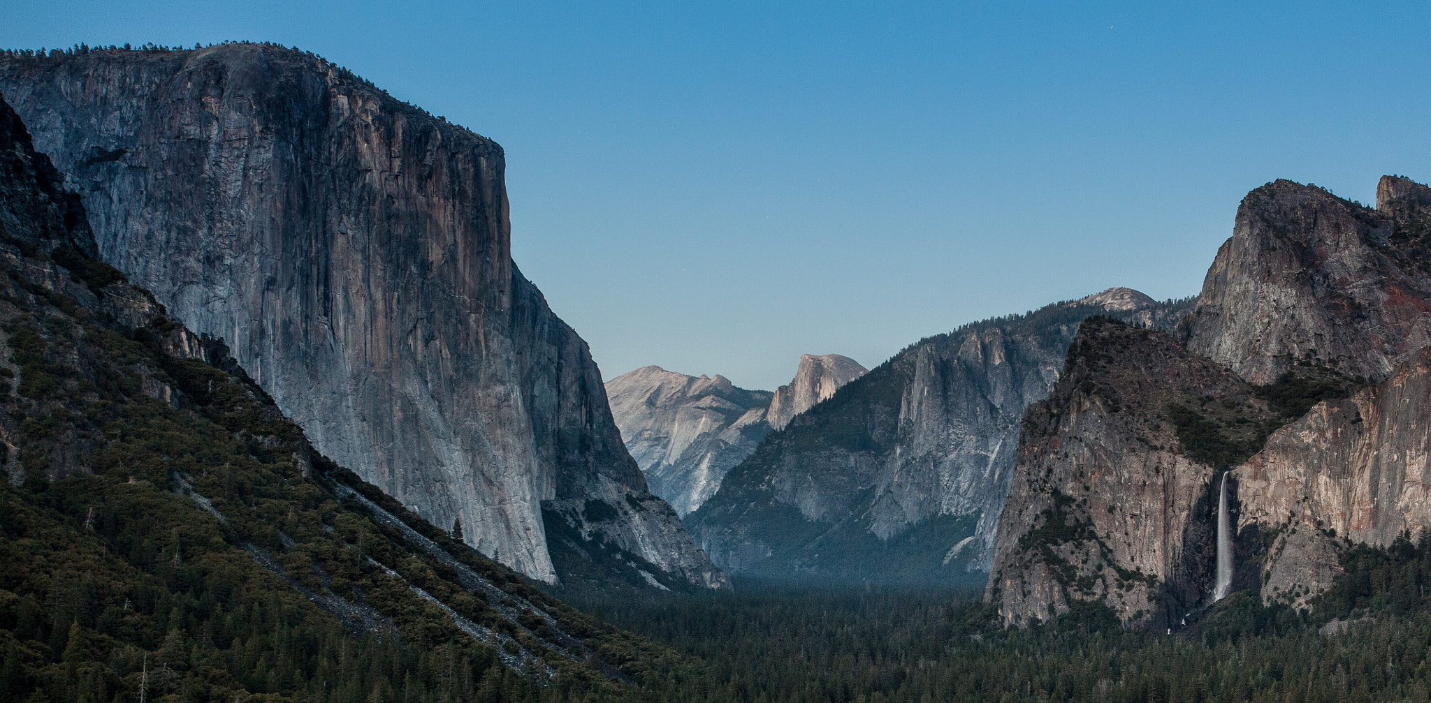 Photograph Yosemite Valley at Night by Matt Leitholt on 500px