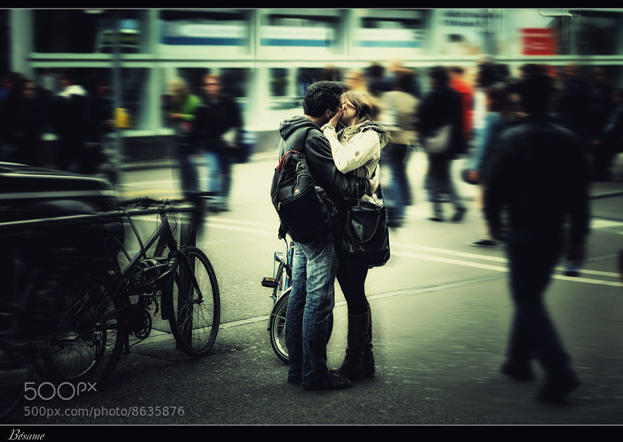 Photograph Besame by Mayte Weber on 500px