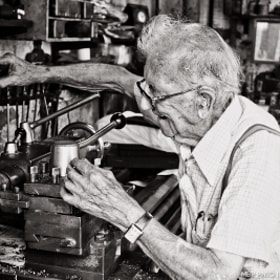 The (85) Old Worker... by Pinto Canon (Pinto)) on 500px.com
