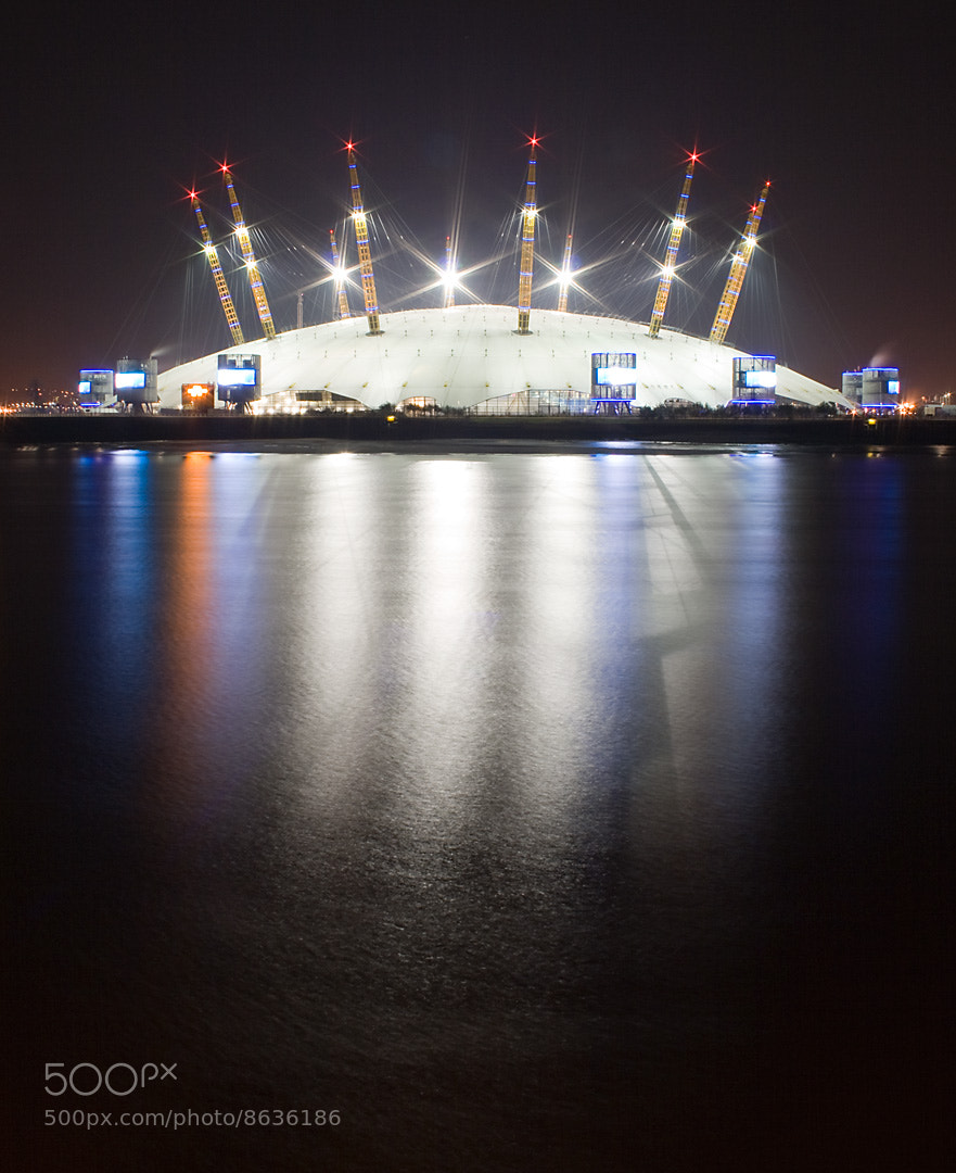 Photograph THE MILLENIUM DOME by Karl Batchelor on 500px