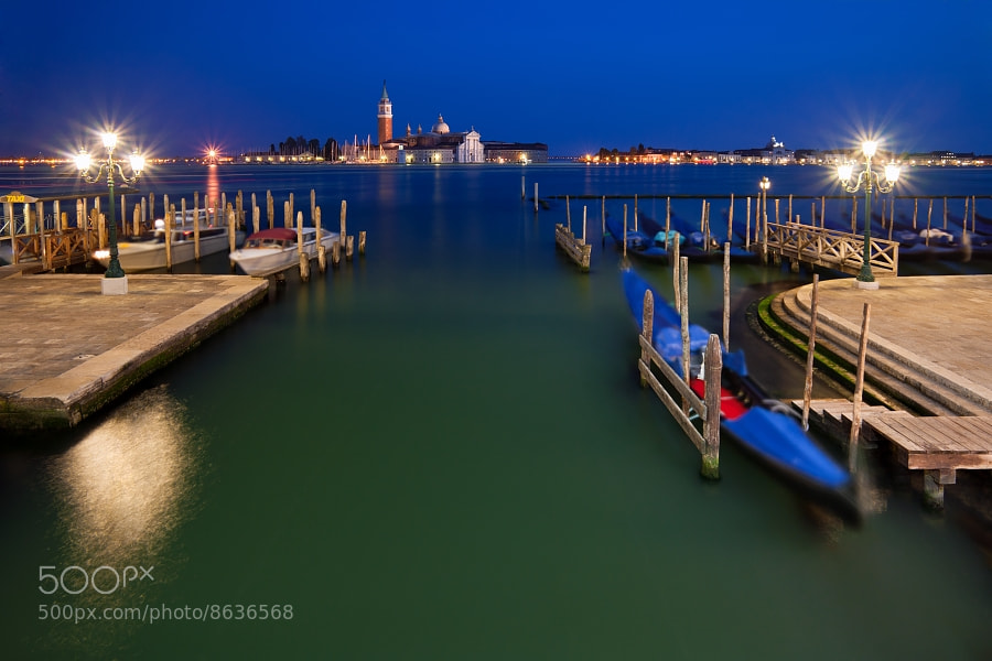 Photograph  Venice 3 by Daniel Řeřicha on 500px