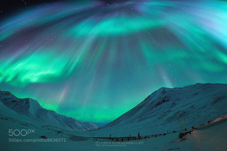 Photograph Spirit of the sky by Pete Wongkongkathep on 500px