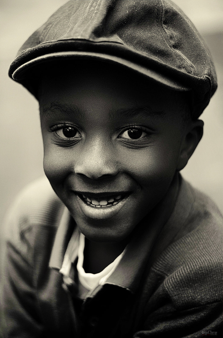 Photograph miner boy by Hegel Jorge on 500px