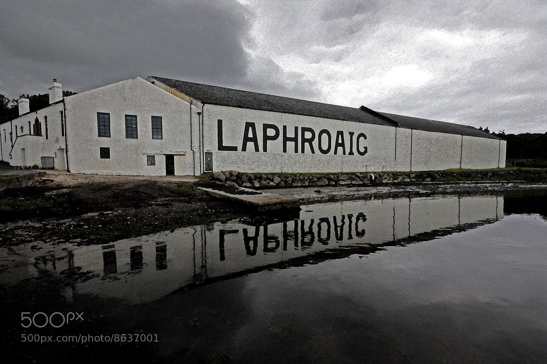 Photograph Laphroaig  Islay by Robert Meikle on 500px