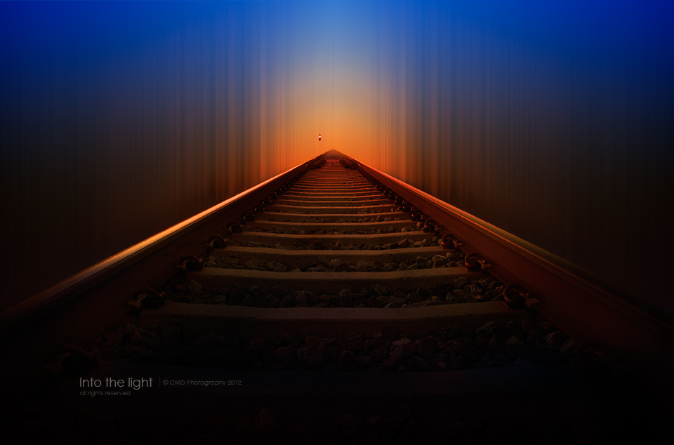 Photograph into the light by Marek Czaja on 500px