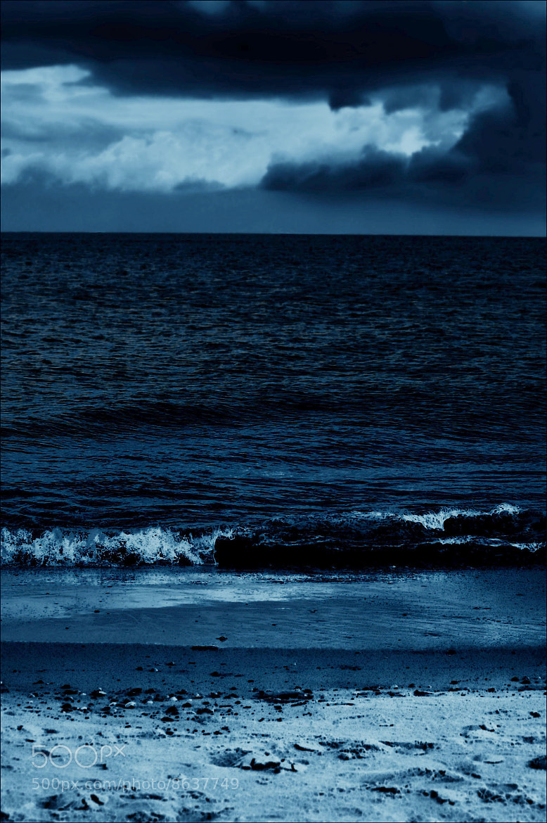 Photograph ~Blue Darkness~ by Zoeys Sectvi on 500px