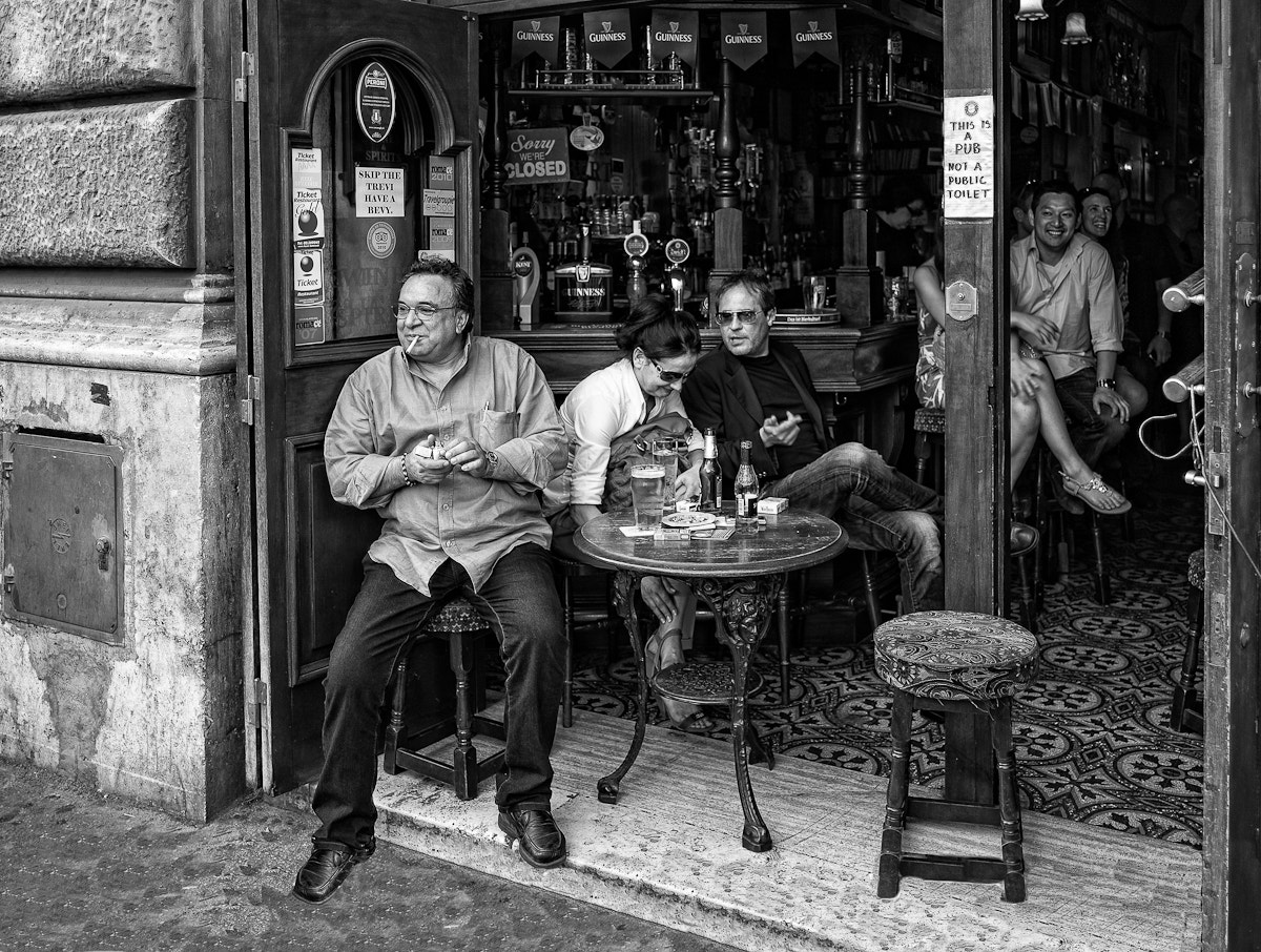 Photograph At the bar by Michael Avory on 500px