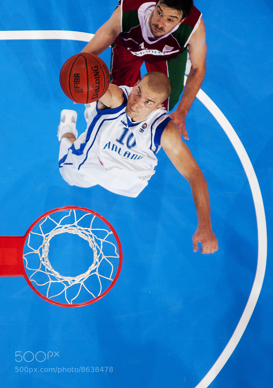 Photograph Eurobasket 2011 by Vesa Koivunen on 500px
