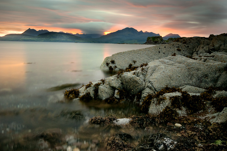 Photograph Skye is on fire by Sidney Bovy on 500px
