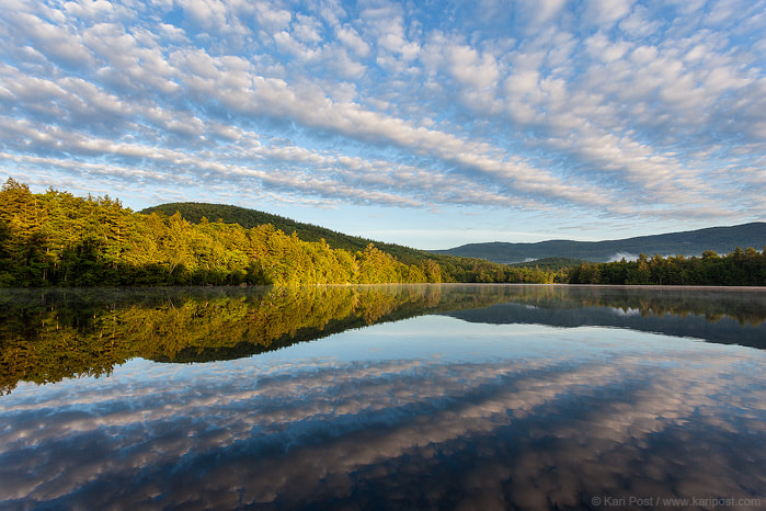 Photograph Squam Morning by Kari Post on 500px