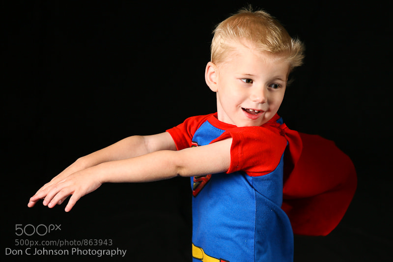 Photograph Superman by Don Johnson on 500px