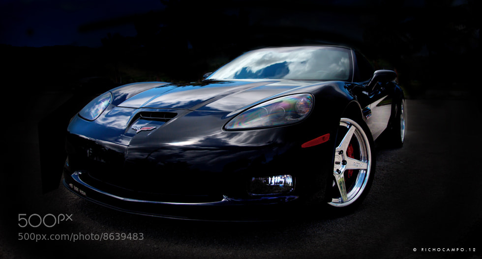 Photograph Z06 Project  by Rich Ocampo on 500px