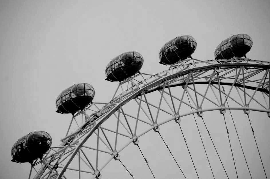 Photograph London Eye by Sidonie Photography on 500px