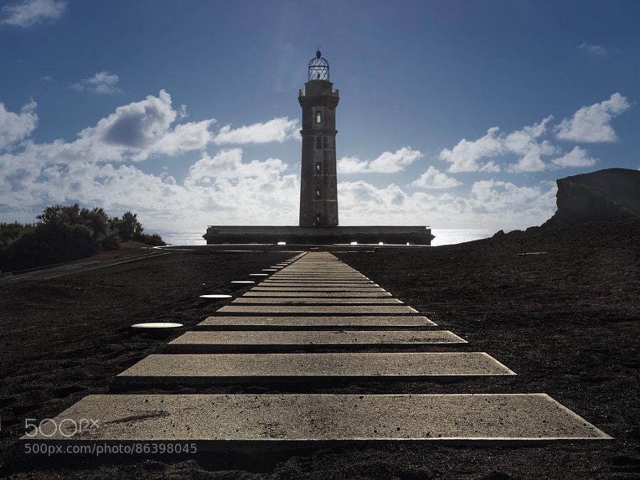 Capelinhos lighthouse