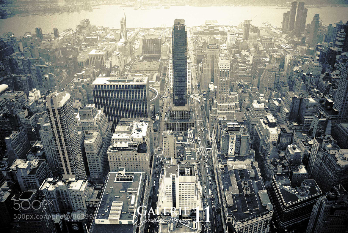 Photograph NEW YORK_VIEW by Sebastien Alvarez on 500px