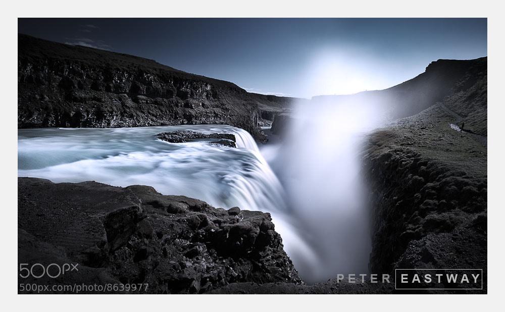 Photograph Gullfoss, Golden Falls, Iceland by Peter Eastway on 500px