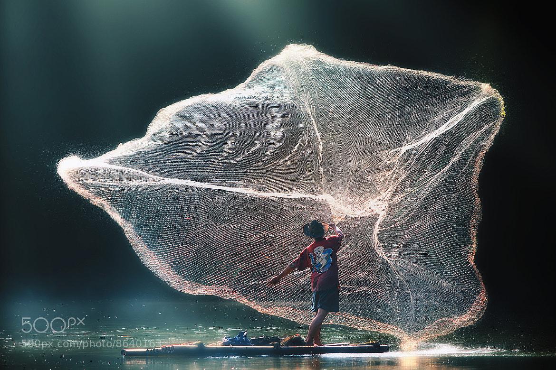 Photograph BIG Catcher by suloara allokendek on 500px