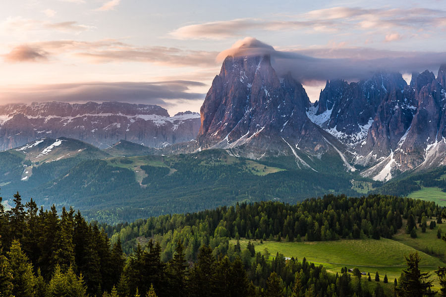 Photograph Dolomiti Dreams by Hans Kruse on 500px