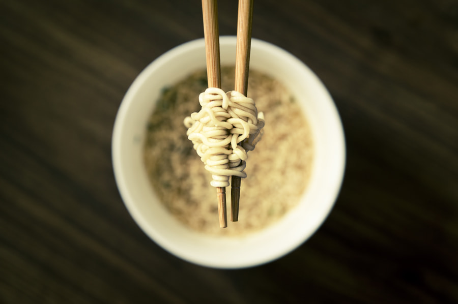 Photograph Use your Noodle! by Andy Kirby on 500px
