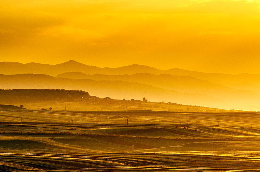 Photograph Sunset Tones by MARIAN Gabriel Constantin on 500px