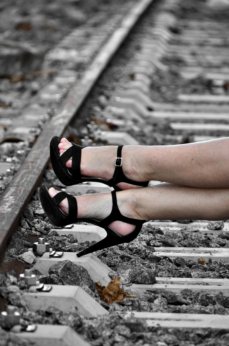 Photograph Those powerful high heels by Francisco Cribari on 500px
