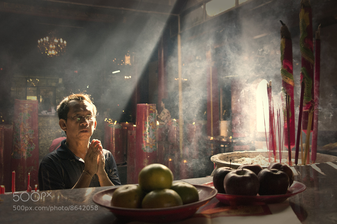 Photograph Pray for prosperity by Henry Sudarman on 500px