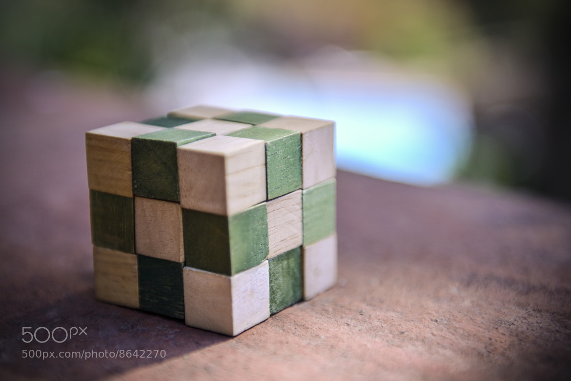 Photograph The cube by Andrea Rapisarda on 500px