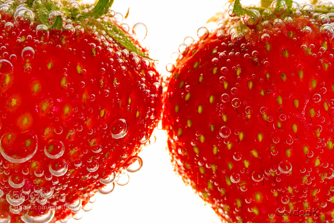 Photograph Strawberries/ Strawberry by Gordonk -Photography on 500px