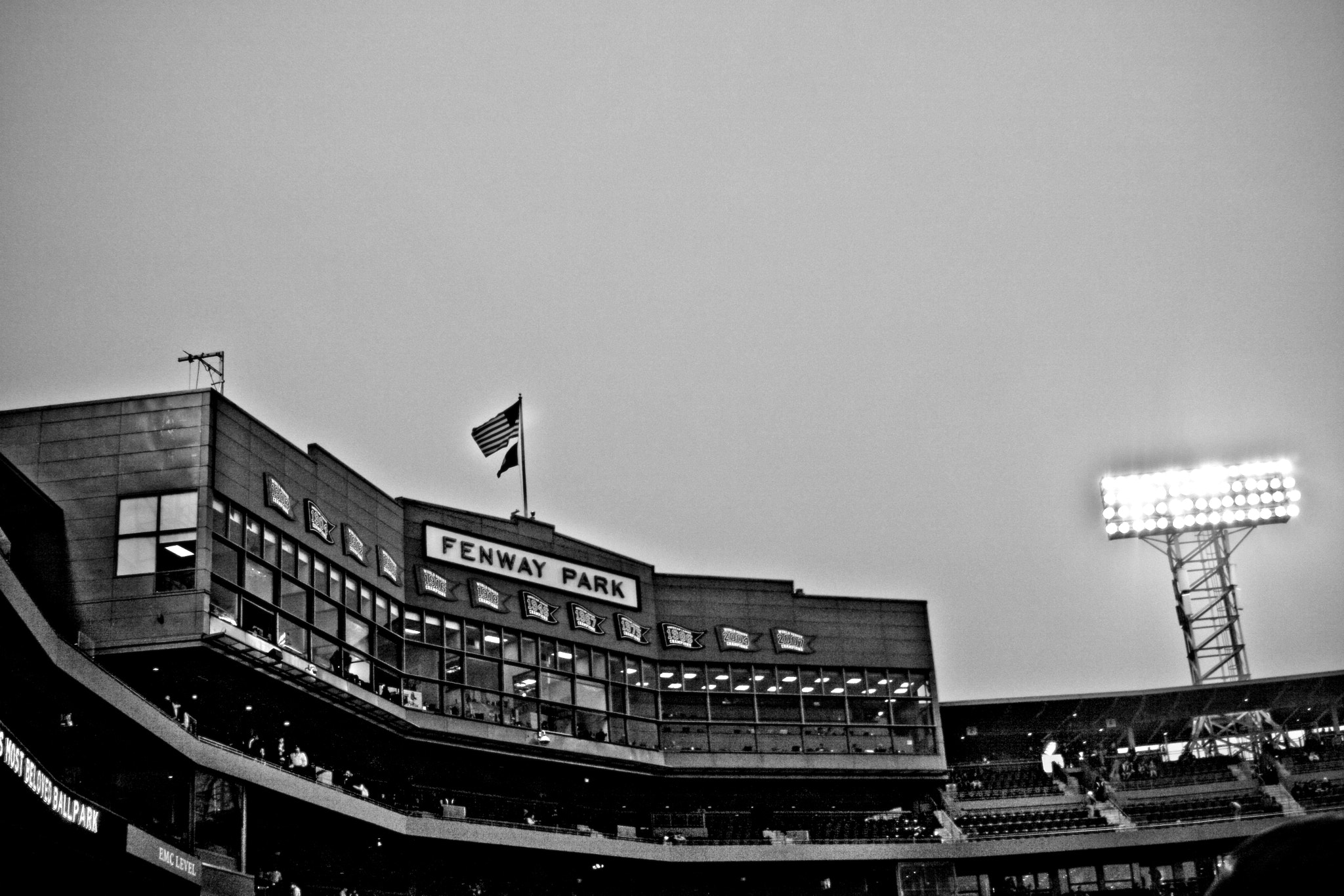 Photograph Fenway Park by Tara Kate on 500px