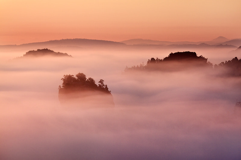 Photograph Saxon Islands by Martin Rak on 500px