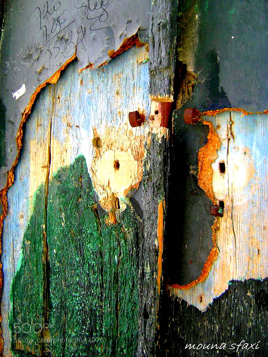 Photograph old door 2 by Mouna Sfaxi on 500px