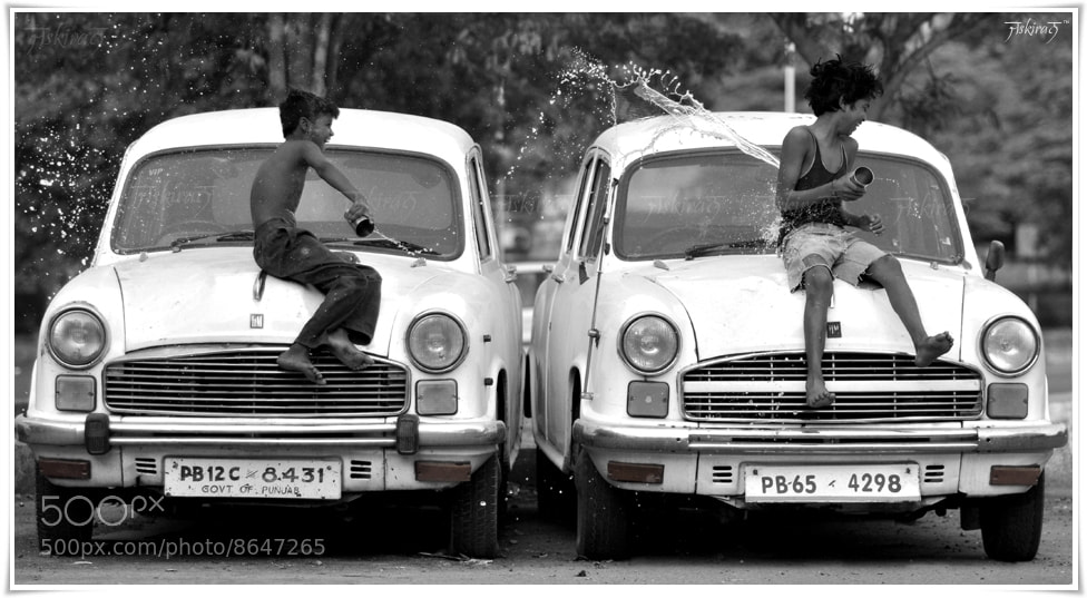 Photograph The Car And The 'War' by Jaskiran Singh Batra on 500px