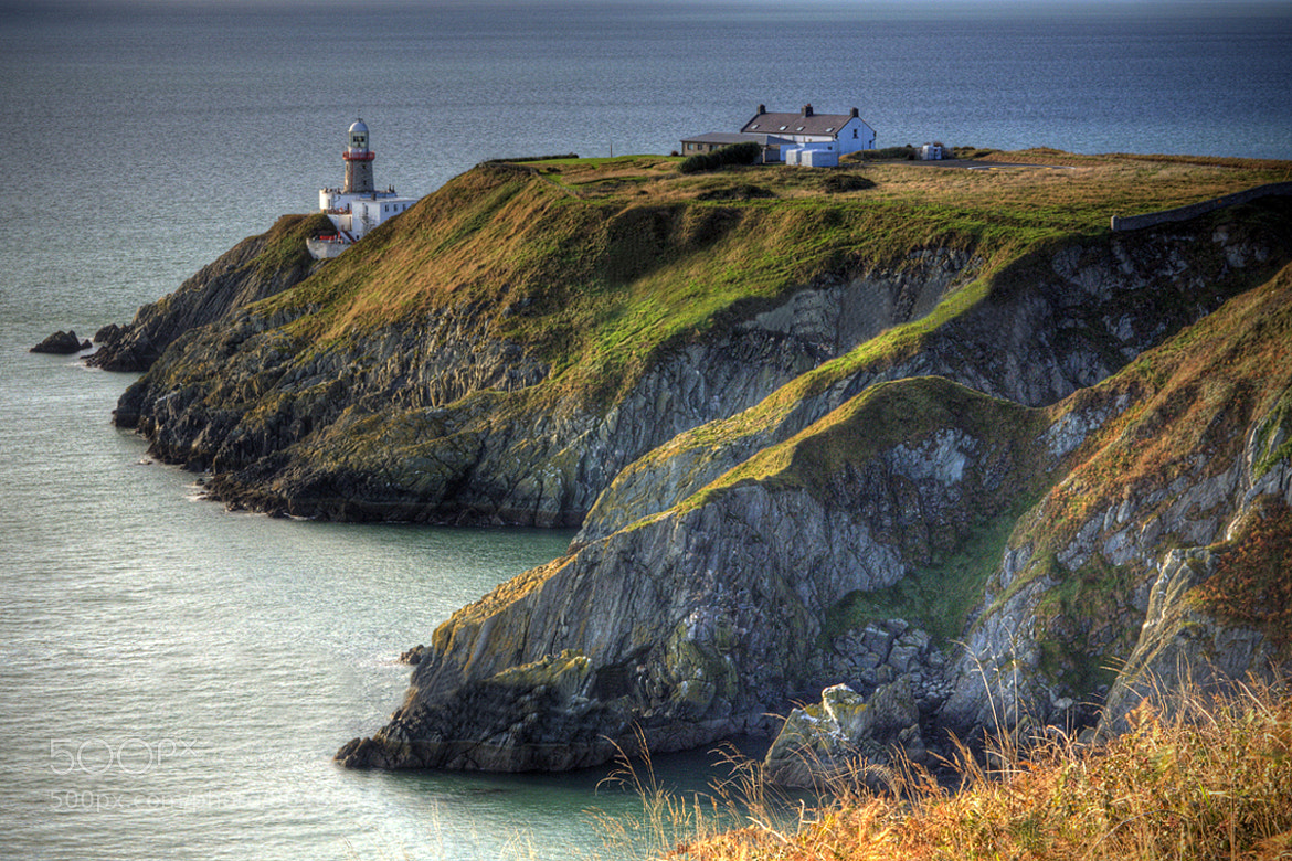Photograph Bailey Lighthouse. Howth  by Barry McGreevy on 500px