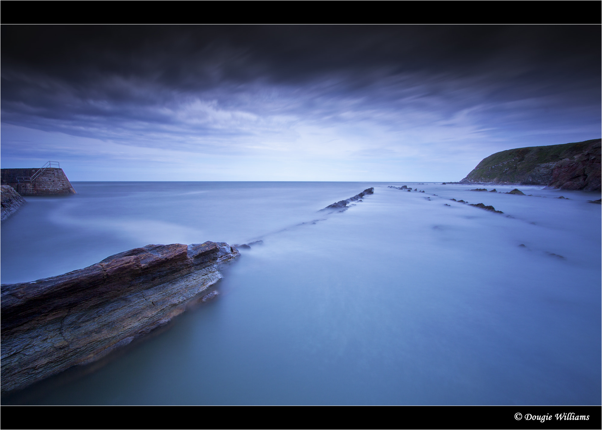 Photograph Cove 3 by Dougie Williams on 500px