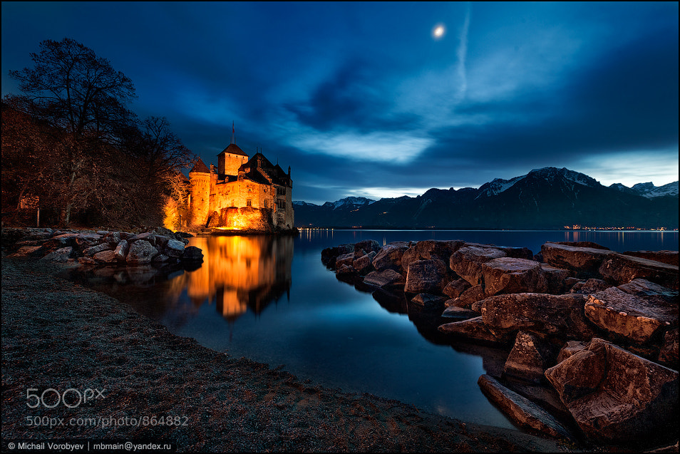 Photograph Chateau de Chillon #2 by Michail Vorobyev on 500px