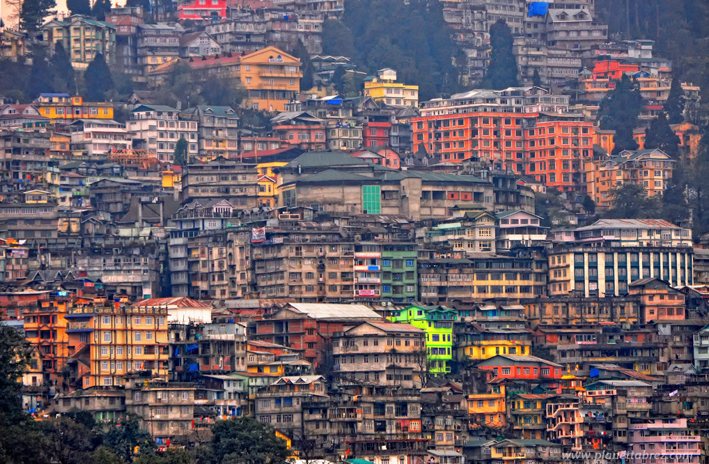 Photograph All stacked up in Darjeeling by tabrez ahmad on 500px