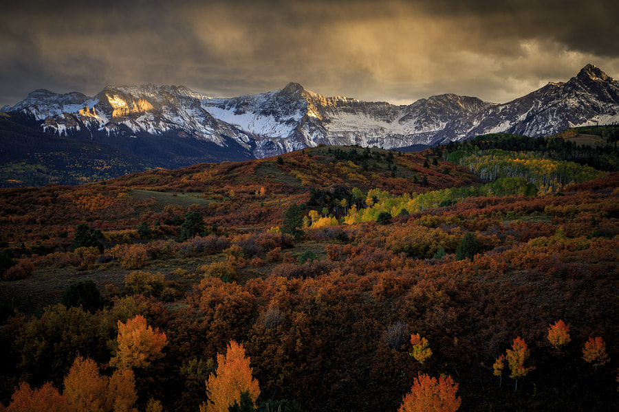Photograph Stormy Weather at the Dallas Divide by Matt Kloskowski on 500px