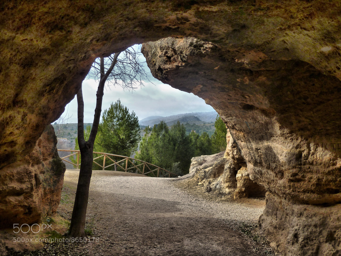 Photograph The cave by ALE   on 500px