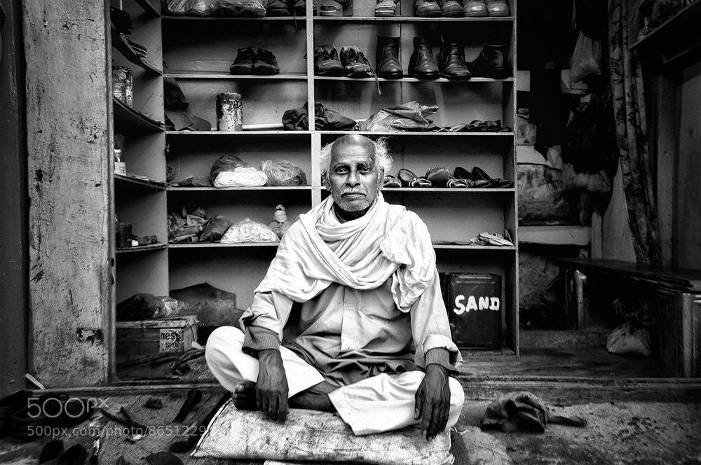 Photograph Shoemaker by Nutthavood Punpeng on 500px