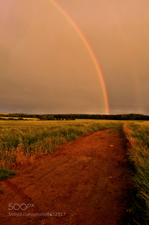 Photograph rainbow by joan koch on 500px