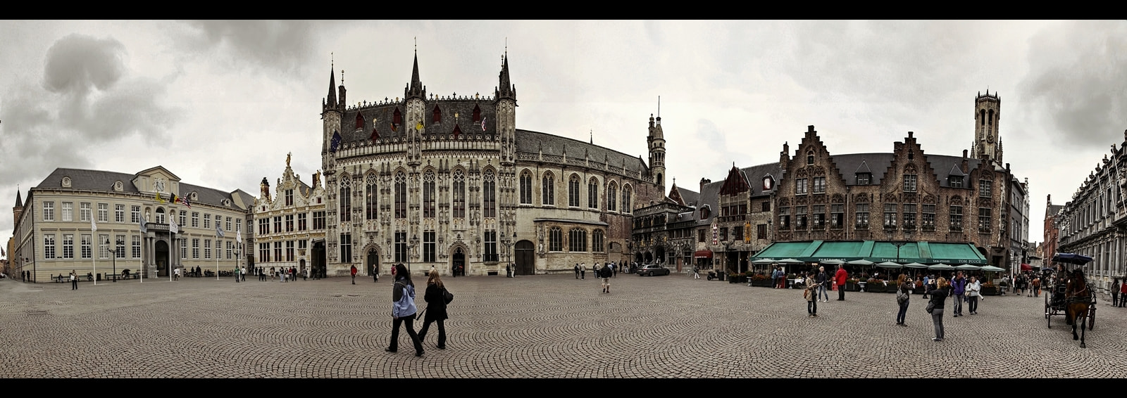 Photograph *Bruges Panorama* by erhan sasmaz on 500px