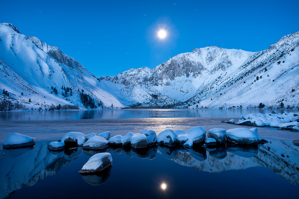 Photograph Convict Lake by Diego Tabango on 500px