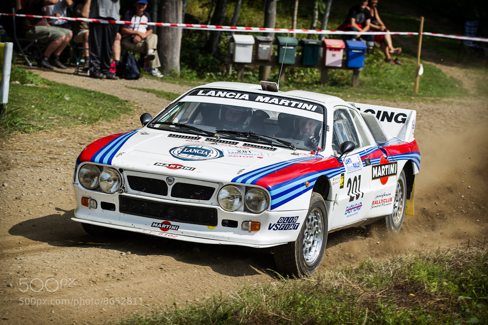 Photograph Lancia 037 Rallye by Brian Worley on 500px