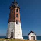 Постер, плакат: Point Judith Lighthouse