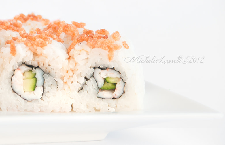 Photograph sushi by Michela Leonetti on 500px