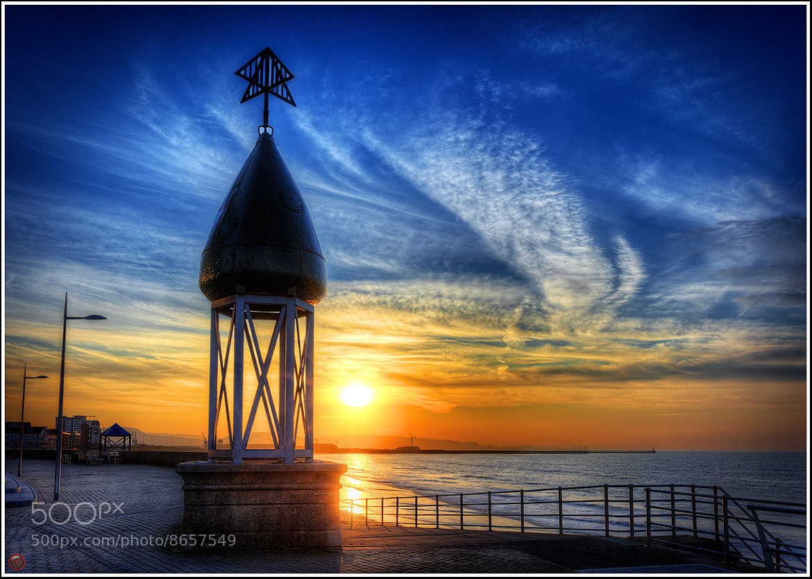 Photograph Swansea Sunrise by Tim Pursall on 500px