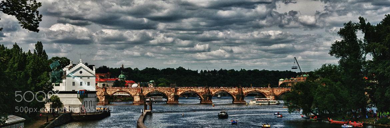 Photograph Bridge by Seyhan Gungor on 500px