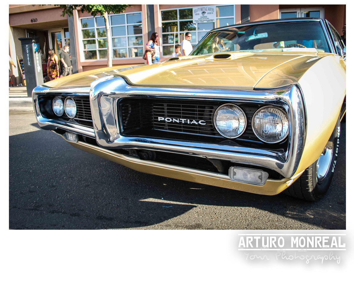 Photograph GTO by Arturo Monreal on 500px