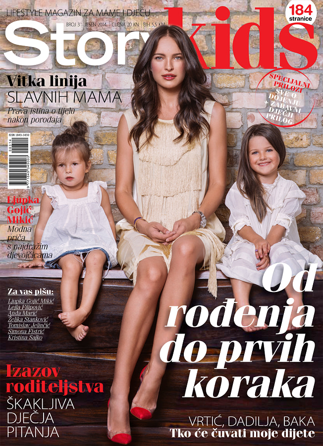 Storykids Autumn 2014 Cover