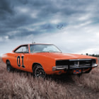 Постер, плакат: Dodge Charger General Lee